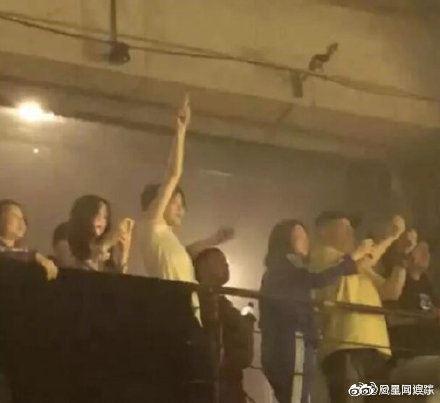 王菲,竇靖童,李嫣,周迅,李亞鵬/翻攝自微博