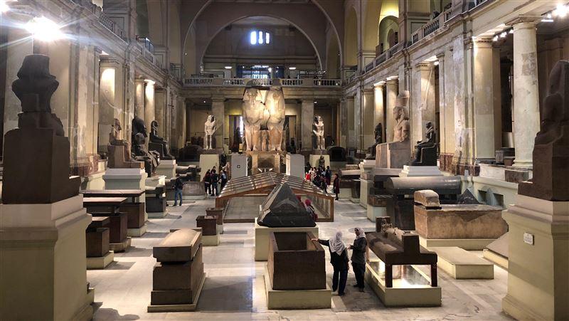 觀察手札/2020大埃及博物館落成!埃及觀光業將重返?