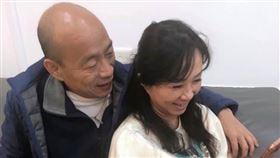 韓國瑜,2020,總統,大選,李佳芬,王小姐,名嘴