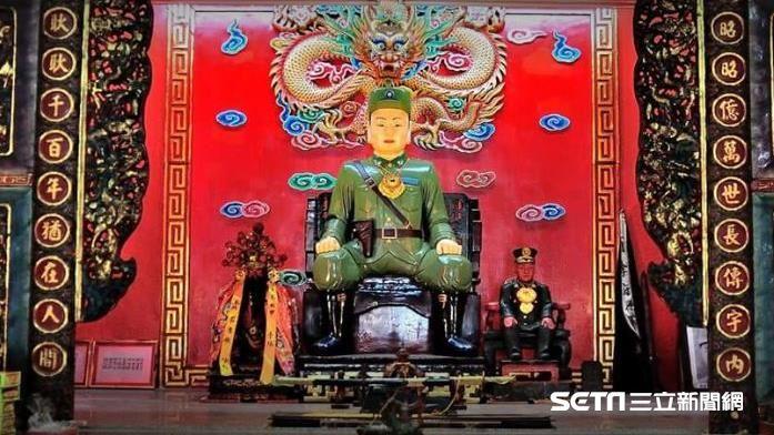 黑鷹事故國軍罹難 遙想李光前將軍廟