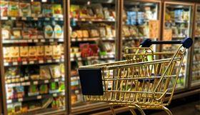 超市示意圖 翻攝自Pixabay