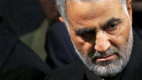 伊朗高級將領蘇雷曼尼(Qasem Soleimani)(圖/美聯社/達志影像)