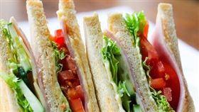 三明治示意圖 翻攝自Pixabay