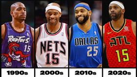 ▲卡特(Vince Carter)生涯跨越4個10年,將成NBA史上第1人。(圖/翻攝自推特)
