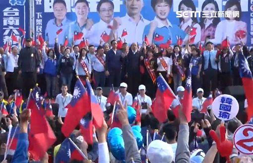 韓國瑜台南造勢