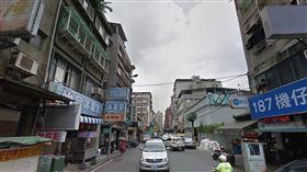 台北市梧州街夜市外觀(翻攝Google Map)