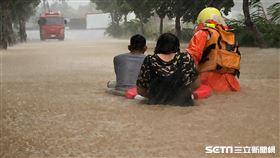 台東,五十戶路,鹿野,白鹿,淹水