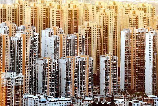 2019中國百城房價漲幅3.34%研究顯示,2019年中國房地產市場運行平穩,受到監測的100個重點城市房價漲幅為3.34%。圖為福建省龍岩市一處房地產樓盤。(中新社資料照片)中央社記者周慧盈北京傳真 109年1月5日