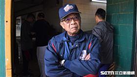 台電總教練李盈南。(圖/記者王怡翔攝影)