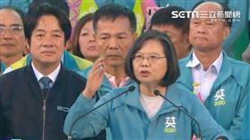台南,賴清德,蔡英文,民進黨,造勢,標語(圖/資料照)