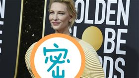 凱特布蘭琪(Cate Blanchett) (圖/達志影像/美聯社)