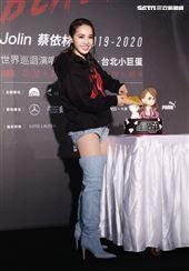 蔡依林「Ugly Beauty」台北站最終場5日開唱。(圖/記者林聖凱攝影)