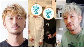KID,林柏昇,高山峰,小甜甜,撞臉 圖/IG 臉書