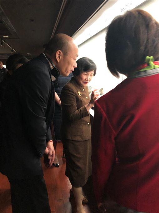 韓國瑜,故宮,行政中立,2020,總統,黃永泰