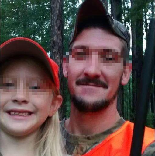 美國,打獵,射殺,野鹿,獵人(圖/翻攝自臉書Kathy Gilmore)