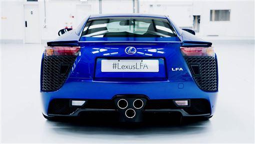 ▲Lexus LFA(圖/翻攝自motor1)