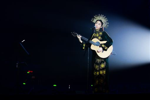 王若琳致敬翁倩玉索尼音樂提供