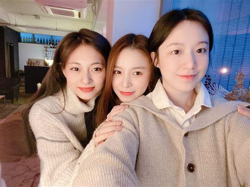 Elkie,子瑜,舒華, IG