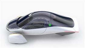 ▲Aptera Motors太陽能輔助車。(圖/翻攝網站)