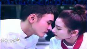 阮經天與宋祖兒傳出拍《舌尖上的心跳》擦出火花。(圖/翻攝自新浪娛樂微博)