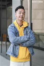 香蕉王俊傑接受三立新聞網專訪。(圖/記者林士傑攝影)