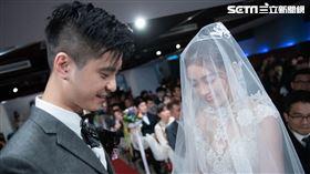 羅小白婚禮 上行娛樂提供
