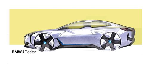 ▲BMW i Vision Dynamics concept概念車(圖/翻攝網路)