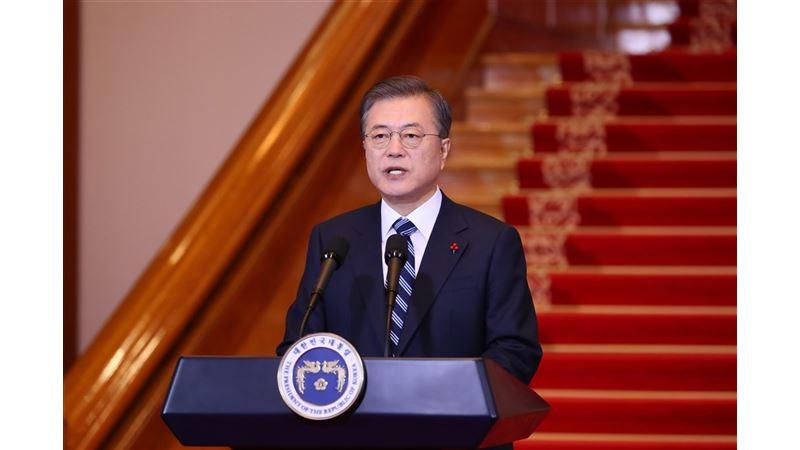 文在寅:打破目前僵局 美國須與南韓緊密合作