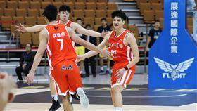李啟瑋獲單週最佳球員。(圖/中華籃協提供)
