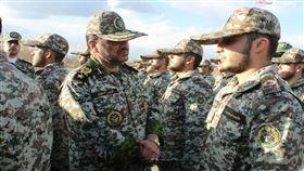 伊朗,以色列,軍力,全球火力,戰爭 圖/翻攝伊朗伊斯蘭共和國軍隊官網
