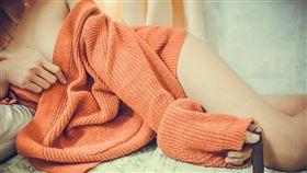 毛衣,性感。(圖/Pixabay)
