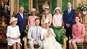 哈利王子、梅根王妃。圖翻攝自IG