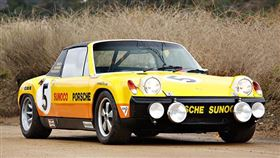 ▲Porsche 914/6 GT耐久賽冠軍車。(圖/翻攝網站)