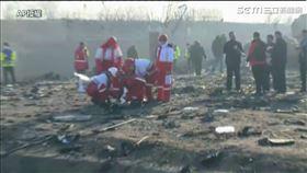 烏克蘭,伊朗,波音,墜機,飛機,罹難,客機(圖/AP授權)