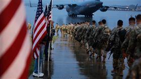 美軍第82師(圖/翻攝自82nd Airborne Division臉書)