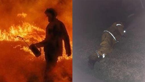 澳洲 大火 消防員推特 、臉書
