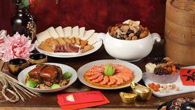 輕鬆吃年夜飯 空廚.飯店推美味年菜