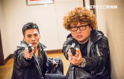 ▼▲(圖/滿滿額娛樂提供)殺手撿到槍