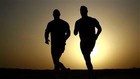 運動,跑步,健身(圖/pixabay)