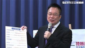蔡正元開記者會談共諜王立強案