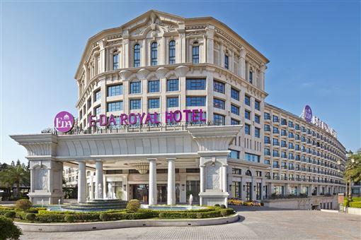 ▲人氣飯店捷義大皇家酒店(圖/義大皇家酒店提供)
