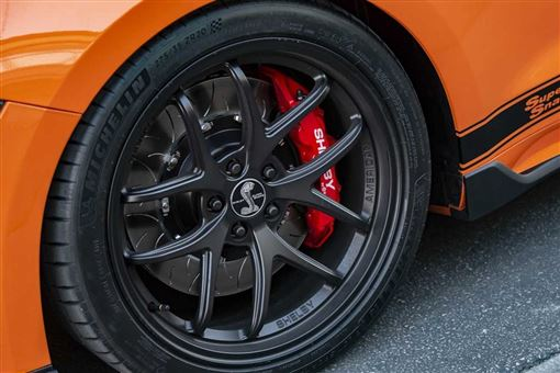 ▲2020年式Shelby GT500。(圖/翻攝網站)