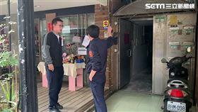 台北市男子疑似吞槍自轟命危送醫救治(翻攝畫面)