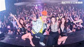 OMNI 提供 與日本歌姬米希亞同台登2020紅白歌合戰的台灣首席女同志DJ Noodles全新單曲邀Lara梁心頤跨界合作