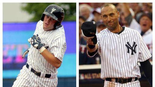 ▲前洋基球員Garrison Lassiter(左)控告遭受洋基隊、Derek Jeter(右)迫害。(圖/翻攝自NJ.com推特)