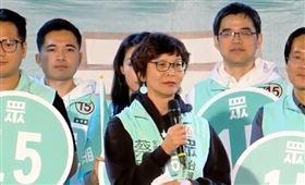 台灣民眾黨,選前之夜,蔡壁如,柯文哲,催票,選總統 圖/翻攝YT