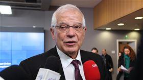 歐盟外長緊急會議促伊朗完全遵守核子協議歐盟外交和安全政策高級代表波瑞爾1月10日召開歐盟外長緊急會議,敦促伊朗立即恢復完全遵守「伊朗核子協議」。中央社記者唐佩君布魯塞爾攝 109年1月11日