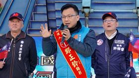 ▲國民黨新竹市立委候選人鄭正鈐。(圖/翻攝自鄭正鈐臉書)