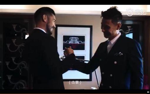 林書豪 高以翔 圖/微博