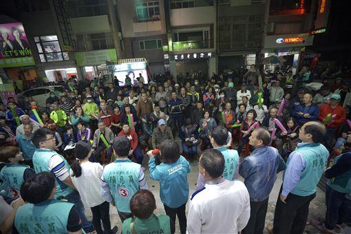 台南第一選區 賴惠員